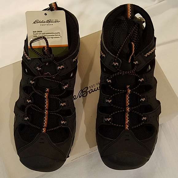 bb59dd266b7e NIB Eddie Bauer Men s Hiking Sandals